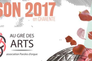 Saison 2017 Au Gre des Arts